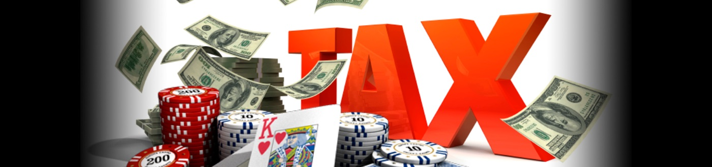 Application of tax on winnings in online casino in different countries