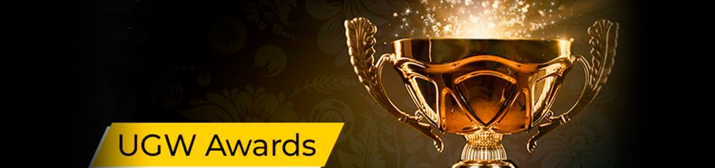 Ukrainian Gaming Week Awards