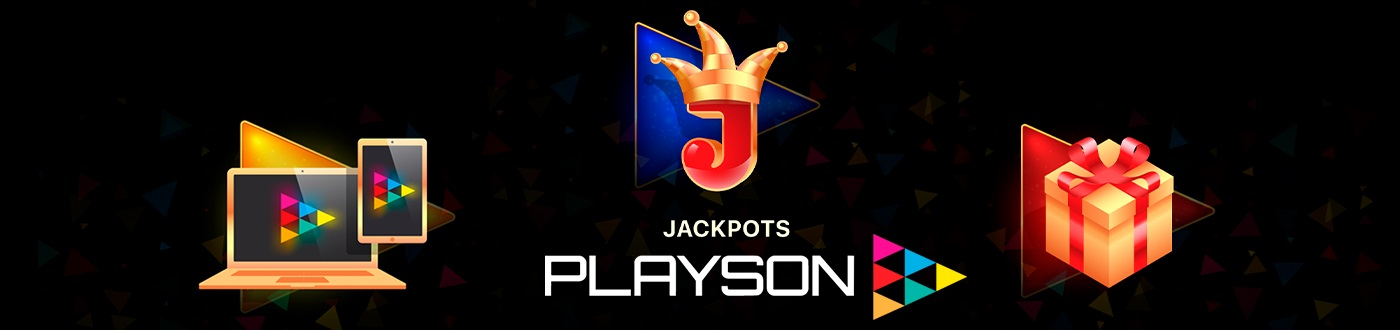 Playson Presents Out-Of-The-Box Jackpots