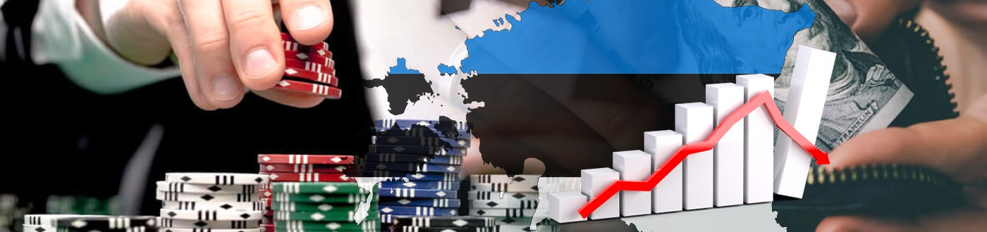 The popularity of gambling in the Estonian market has fallen