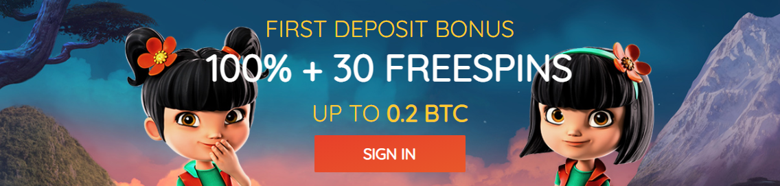 Bitcoin Penguin FIRST DEPOSIT BONUS