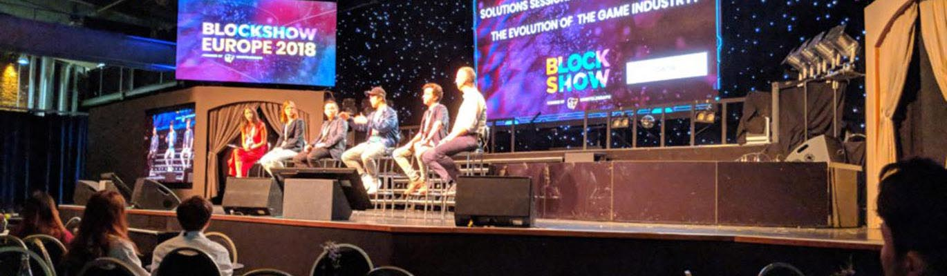 BitcoinBuster Visited BlockShow 2018