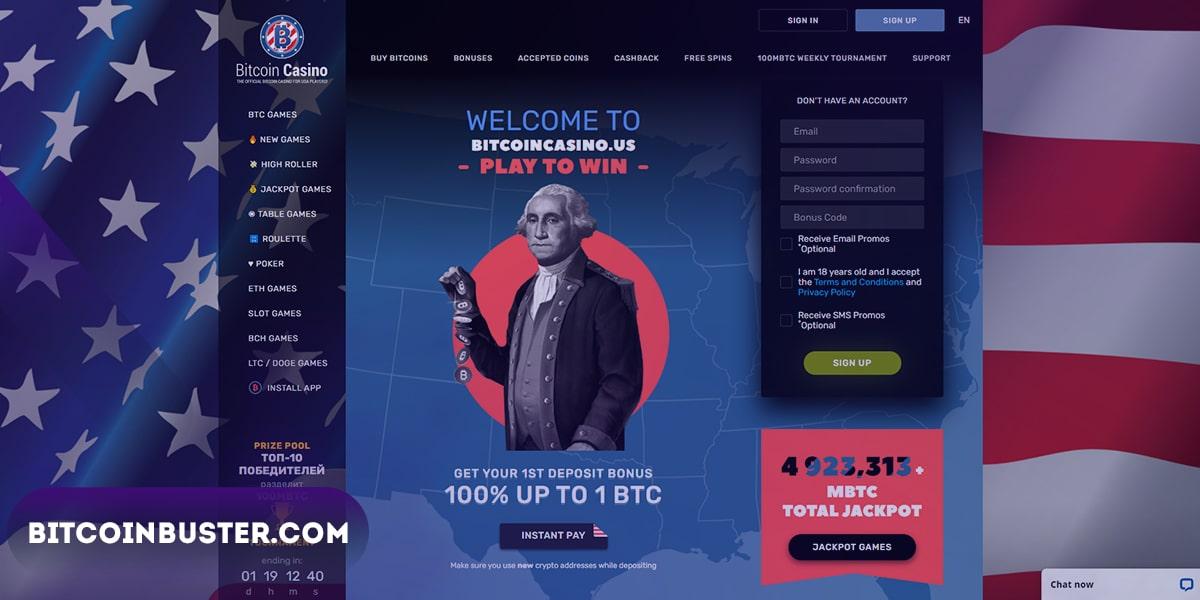 Design Bitcoincasino.us