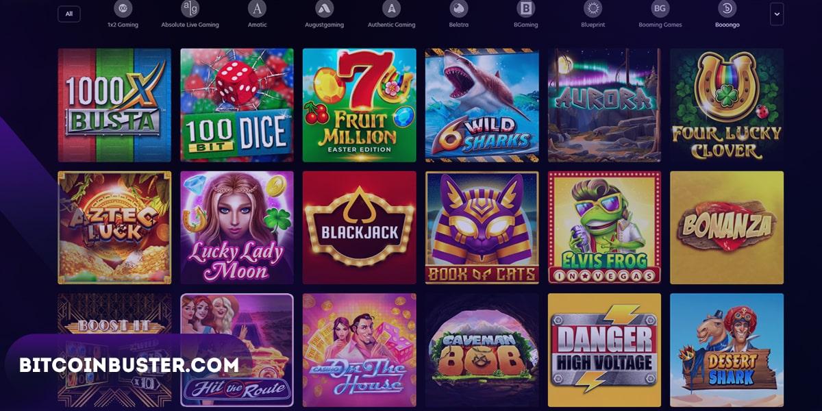 Kingdom Casino Games