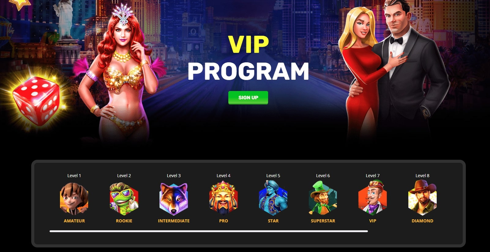 Loyalty and VIP Rewards
