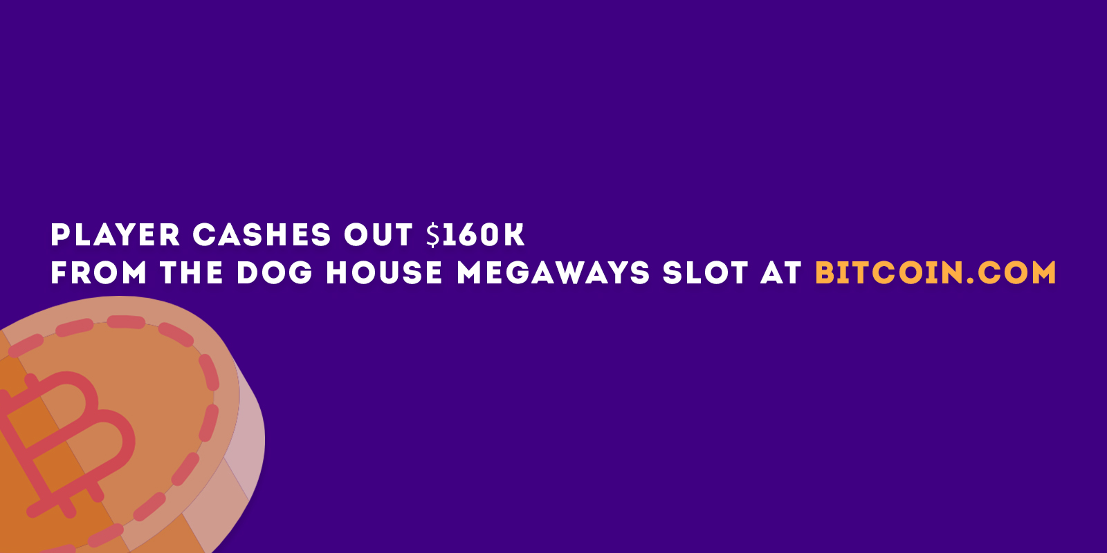 Player Cashes out $160K from The Dog House Megaways slot at Bitcoin.com