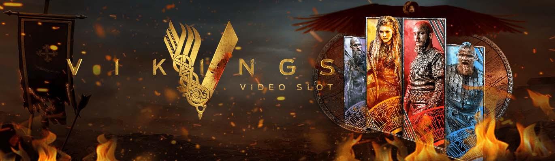 Vikings slots – an ambitious development of Netent