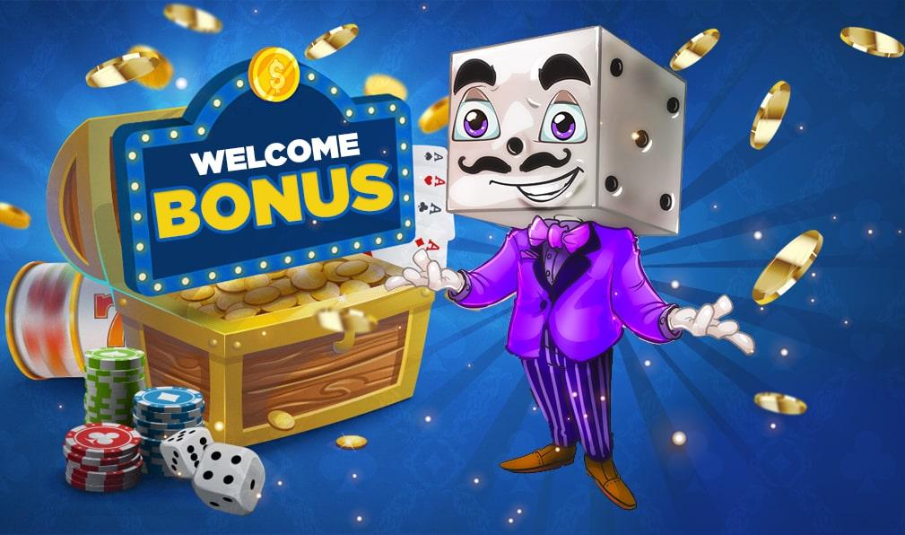 Welcome Bonus BetterDice