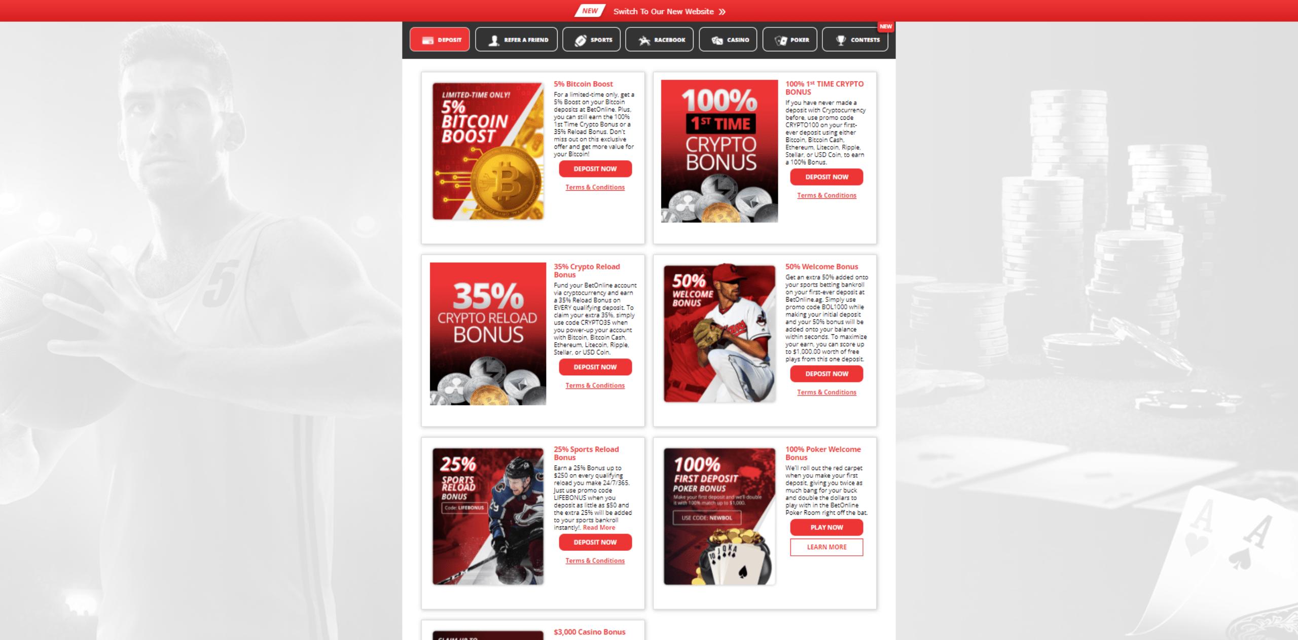 betonline.ag promotions