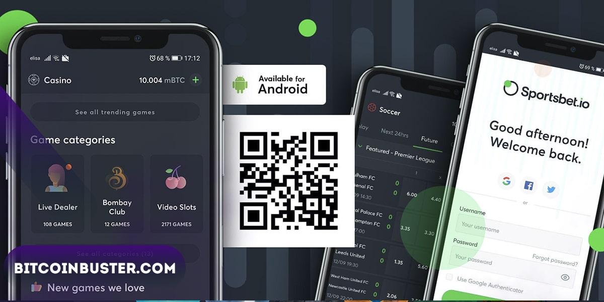 sportsbet.io app