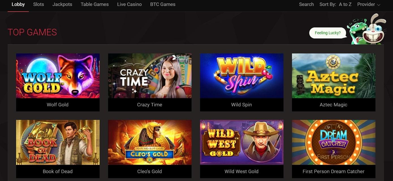 top games in bitstarz casino
